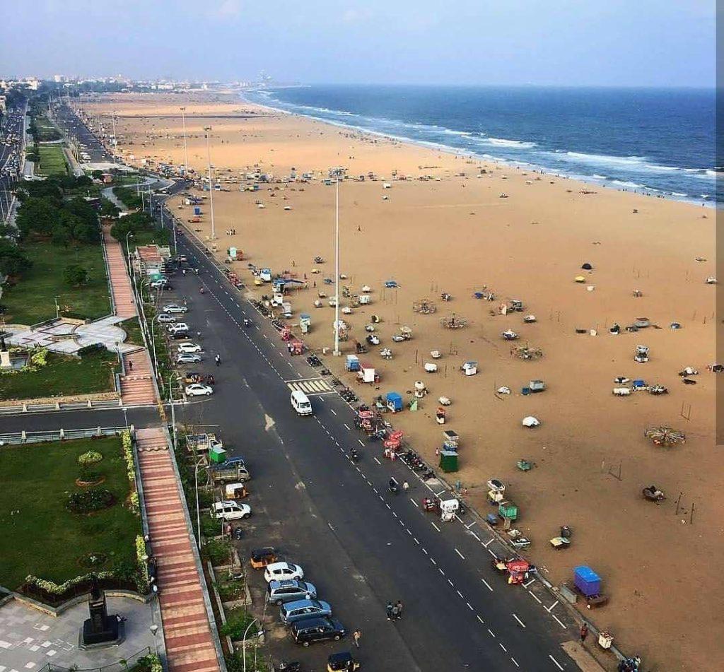 दक्षिण भारत पर्यटन स्थल सूची महत्वपूर्ण गंतव्य