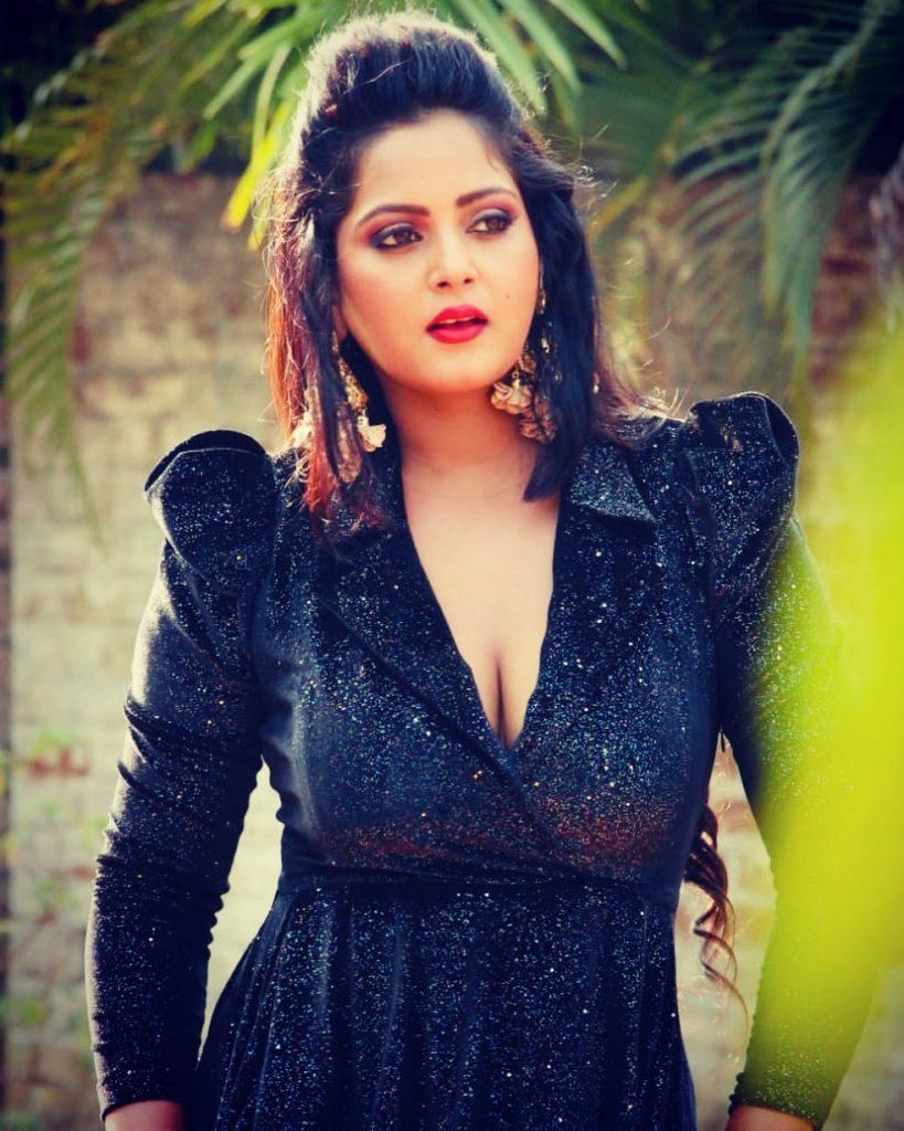 अंजना सिंह जीवनी Anjana Singh biography in hindi