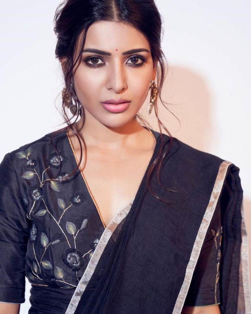 सामन्था अक्किनेनी जीवनी Samantha Akkineni biography in hindi