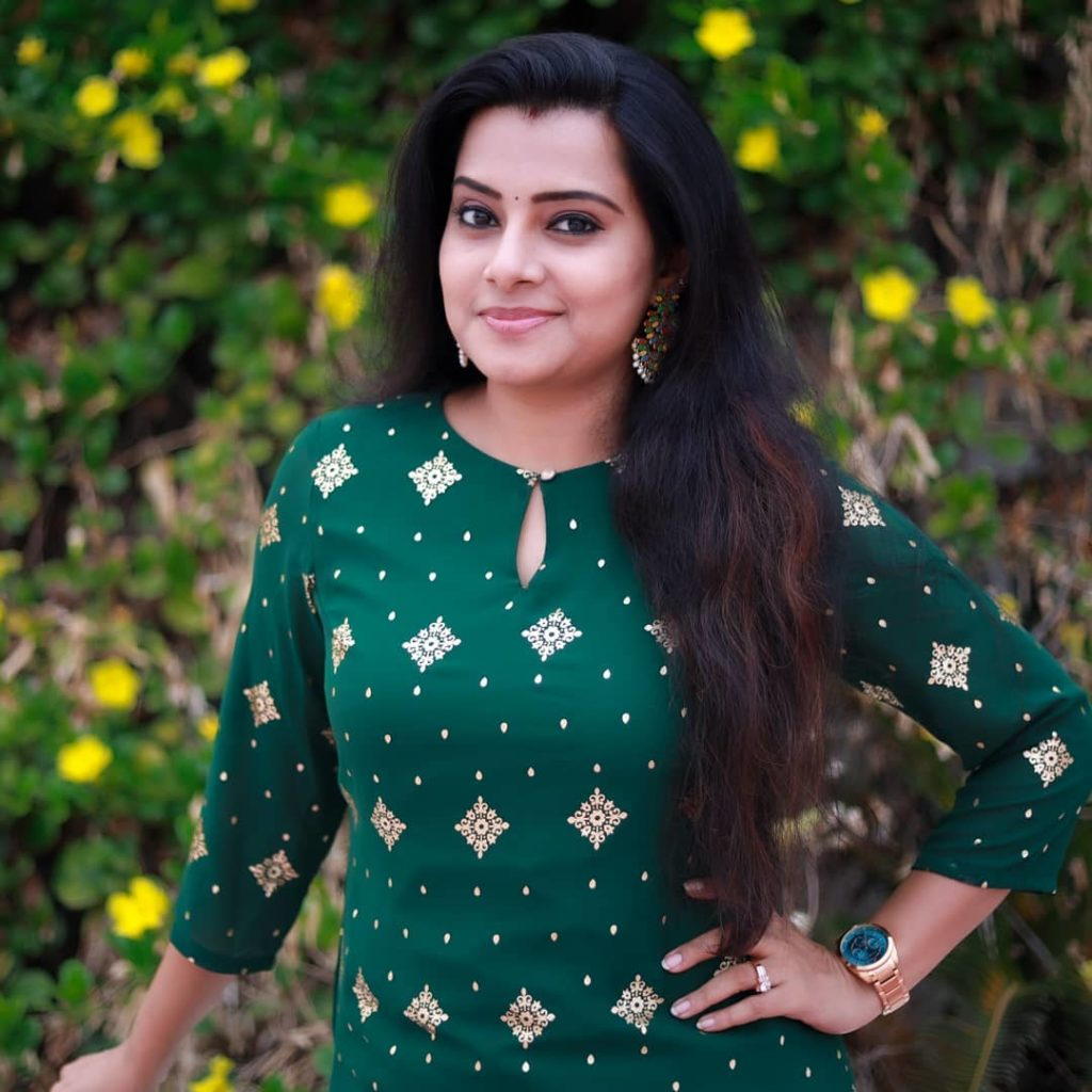 New South Indian actress name with Photo list