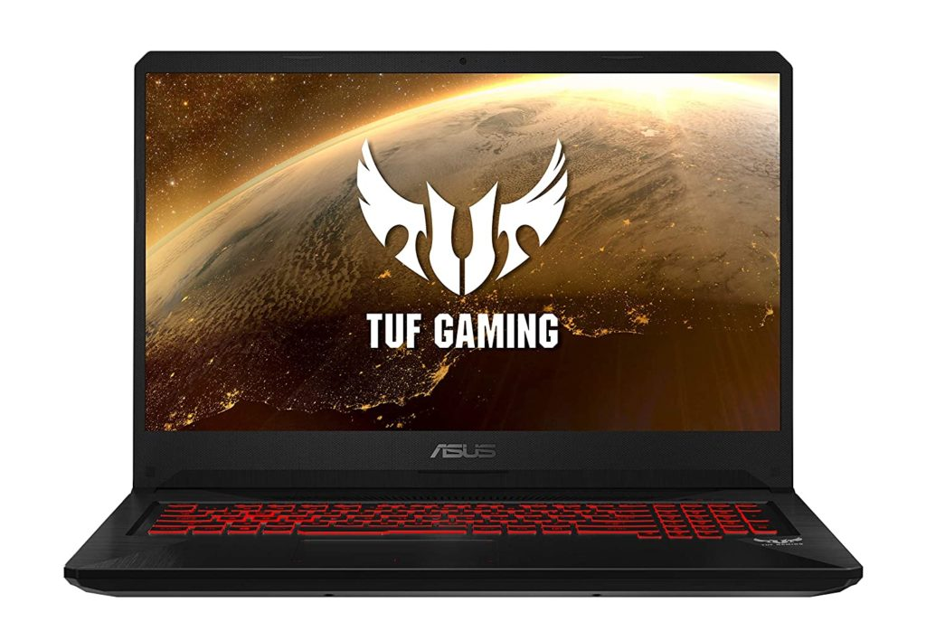 ASUS TUF Gaming FX705DY-AU072T-best laptop under 60000 in India