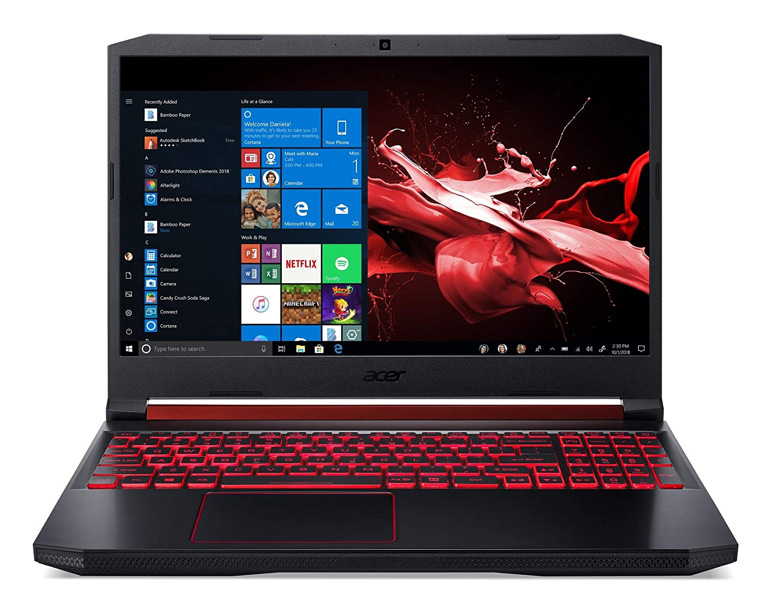 Acer Nitro 5 AN515-54-best laptop under 80000 in India 2020