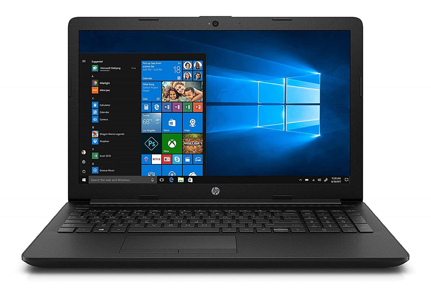 HP 15q-ds1001TU-best laptop under 50000 in India 2020