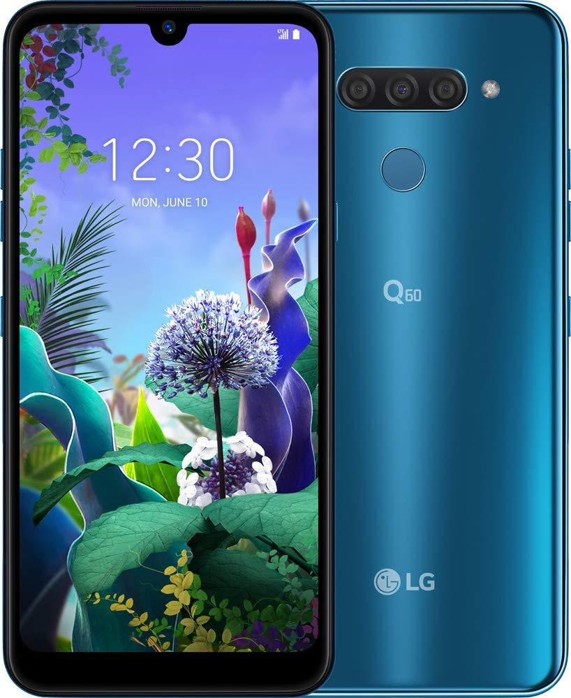LG Q60 [64 GB ROM, 3500 Battery]-best non-chinese phone under 15000 in India 2020