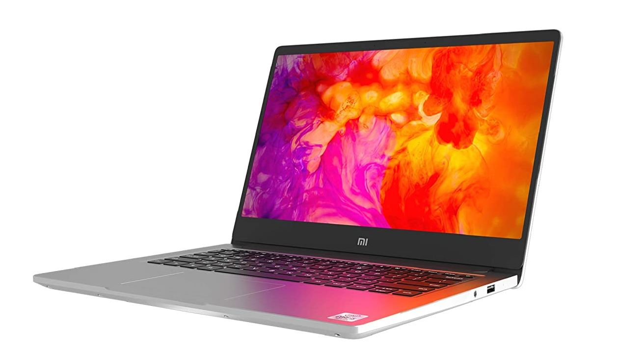 Mi Notebook 14 XMA1901-best laptop under 40000 in India gaming 2020