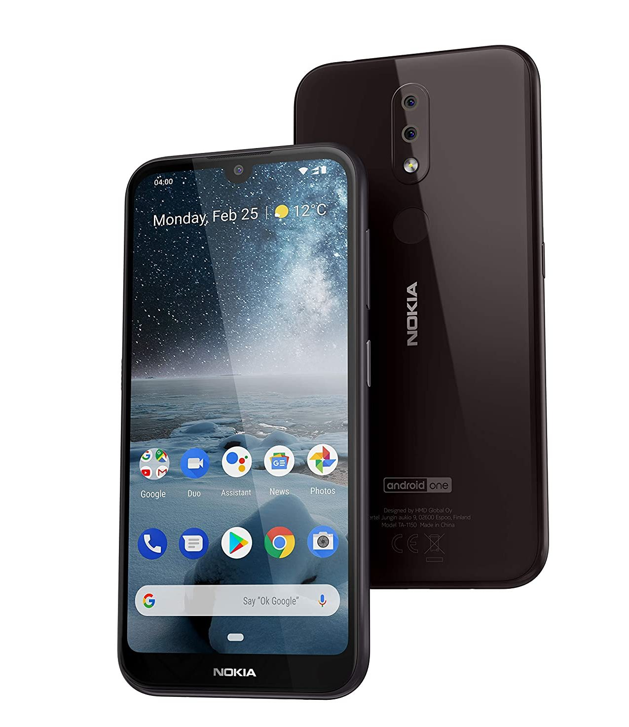 Nokia 4.2 [3 GB RAM, 32 GB ROM]-best non-chinese mobile phone in India under 10000 2020