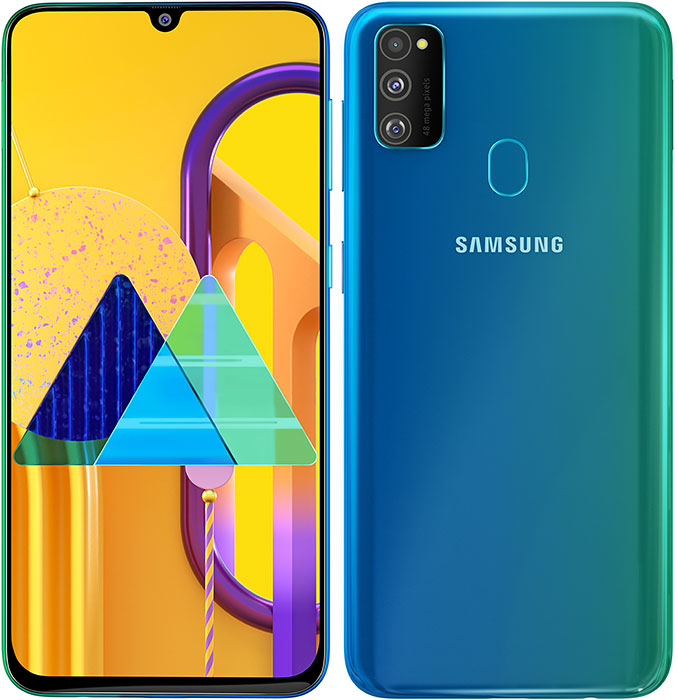 Samsung Galaxy M30-best non chinese mobile phone under 15000 in India 2020