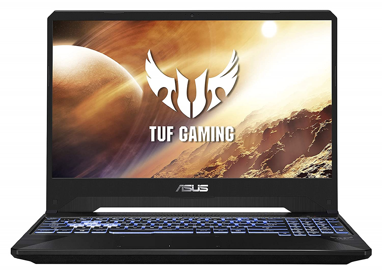 ASUS TUF Gaming FX505DT- best gaming laptop under 60000 in India 2020