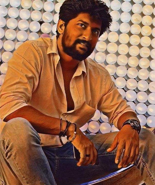 नानी (अभिनेता) जीवनी Nani (Actor) Biography in Hindi