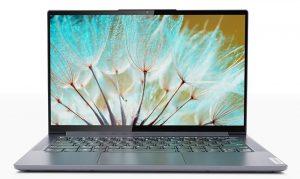 Lenovo Yoga Slim 7 Intel i5 11th Gen-best laptop under 80000 - 80k 2021 India